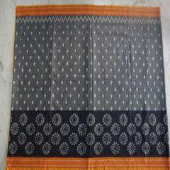 Cotton Saree - Pochampally Ikat Style