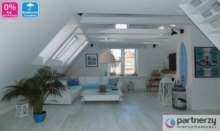 Mieszkanie na sprzedaż wyjątkowe, klimatyczne, jasne, przytulne, świetnie położone, DOSKONAŁE NA INWESTYCJĘ, znajdujące się na 3. piętrze, 3-pokojowe mieszkanie z antresolą w Gdańsku (Stare Miasto) o powierzchni użytkowej ok. 72 m2 (powierzchnia całkowita to ok. 100 m2).
