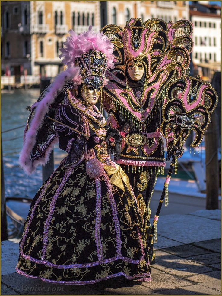Carnaval Venise 2016 Masques Costumes   page 29