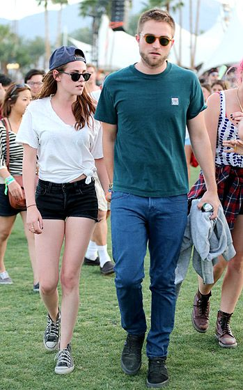 Robsten at Coachella!