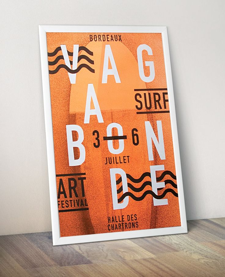 Can you name some poster designers?