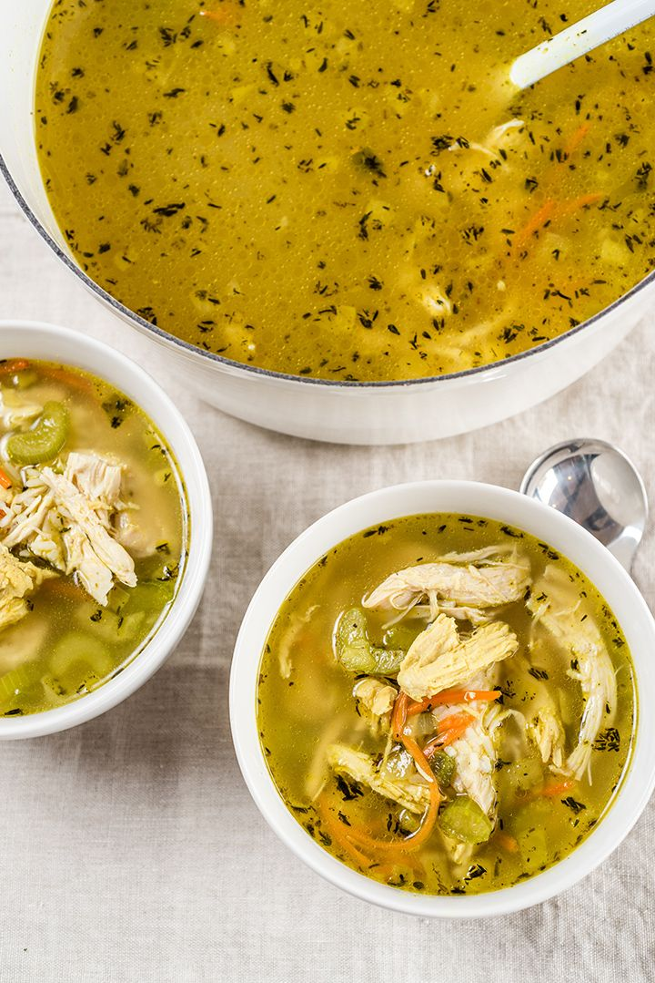 Quick stovetop soups can be made with just a few ingredients and are a great way to use up those vegetables you have hanging out in the freezer or vegetable drawer.