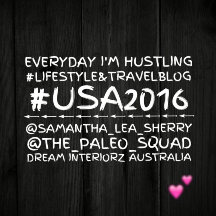 Watch me hustle my way around the USA!! Really looking forward to sharing my adventures with my followers! ------------------------I will be blogging about Interior Design in Luxury Hotels & Mansions | Architecture | Art | Museums | PALEO restaurants & Cafes | Fashion | Places to Visit | Health & Fitness | Beaches & anything else I can think of basically!! ✈️ Can't wait!! #travel #business #pleasure #usa @samantha_lea_sherry @the_paleo_squad ------------------------