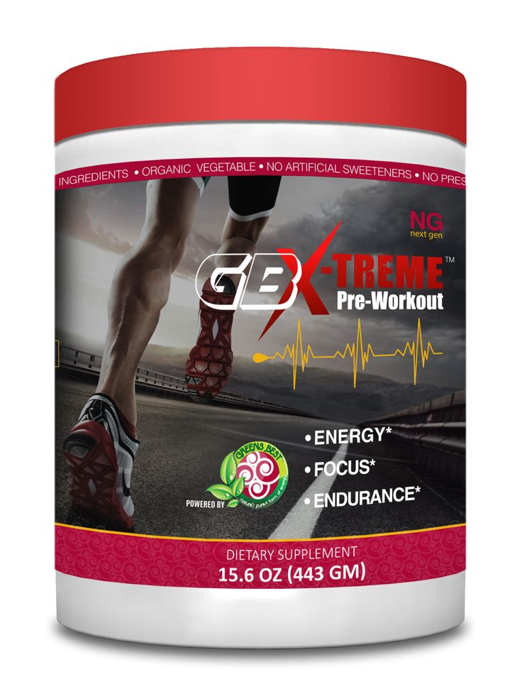 #GBXtreme Oxigena los tejidos, Aumenta el sistema inmune, Aumenta los niveles de energía. #preEntreno #preWorkOut