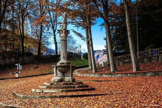 Sacro Monte di Varallo, Valsesia