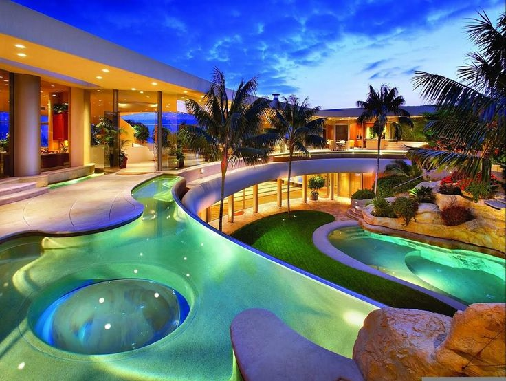 Nice Houses With Pools 1520 best luxury houses images on pinterest | architecture, dream