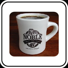 Noble Coffee Roasting in Ashland, OR
