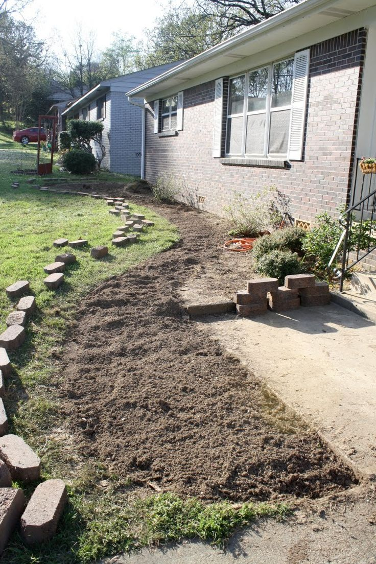 About three weeks ago, Aaron and I commenced work on the front yard. We got up early, I lathered on some sunscreen, did a few stretches and grabbed a shovel. I was READY. Fast forward 8 hours and I…