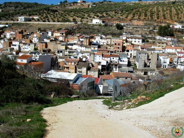Caminando por La Sierra de Jaén: Fuensanta de Martos /Umbria de la Beata.