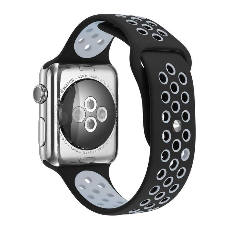 Apple Watch Band, Sport Silicone, for Nike Edition in 2020