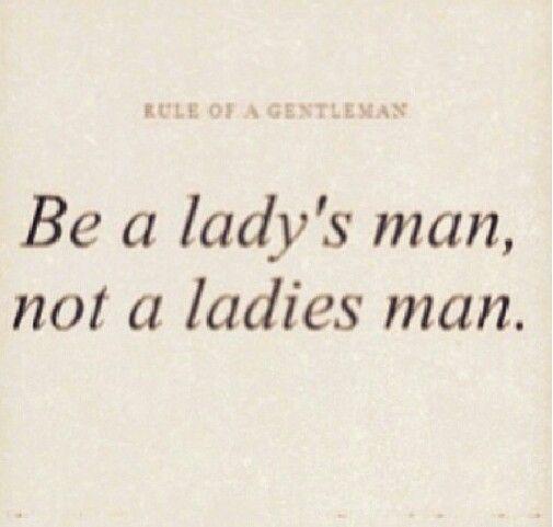 Rule of Gentlemen