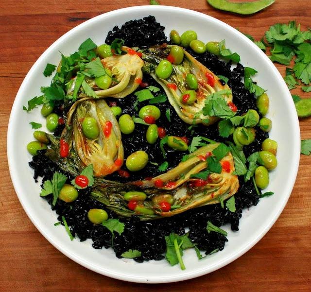 ... Roasted Asian Vegetables | Healthy menu | Pinterest | Asian Vegetables