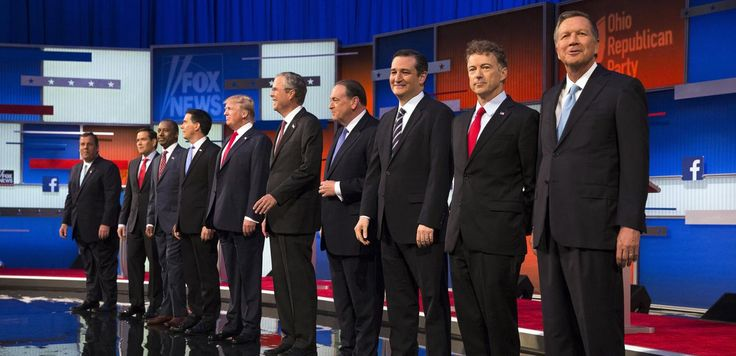 2015 Republican Debate Schedule: Here's the Remaining Dates for GOP Candidates