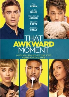 That Awkward Moment, Movie on DVD, Comedy