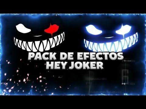 Pack De Efectos Para Tus Videos De Free Fire Estilo Hey Joker Youtube Em 2021 Joker Sorrisos Desenho Asas De Fogo