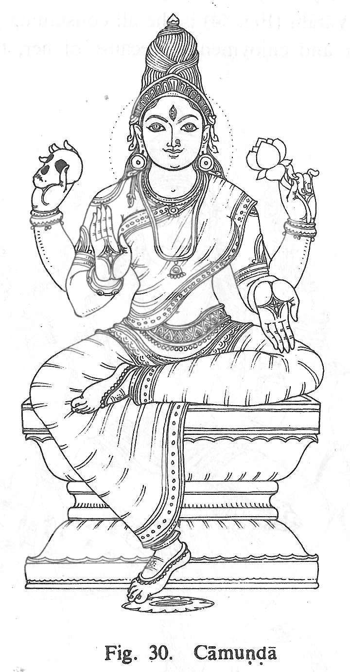 lord brahma coloring pages - photo#26