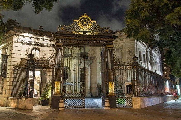 Croque Madame - restaurante,Museo Nacional de Arte Decorativo - Av. del Libertador 1902r