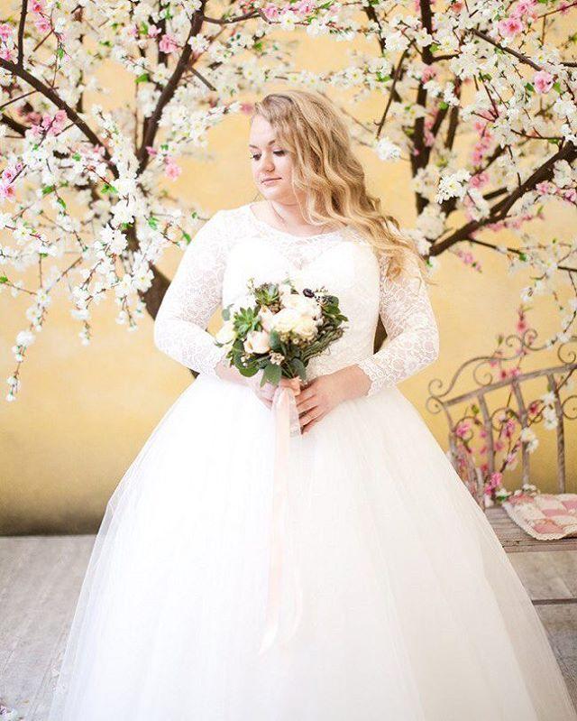 284 best Plus Size {Wedding Dresses} images on Pinterest