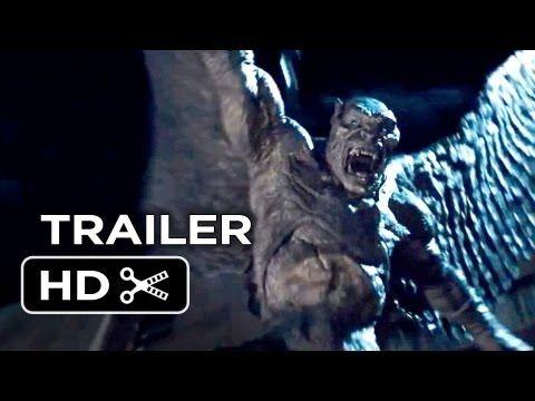 I, Frankenstein Official TRAILER 1 (2014) - Aaron Eckhart Movie HD - YouTube
