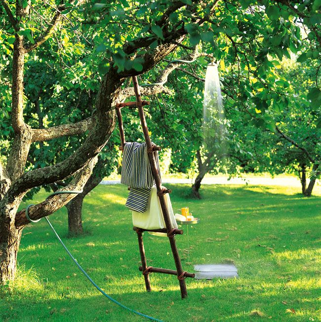 Totally Awesome Do-It-Yourself Backyard Ideas For This