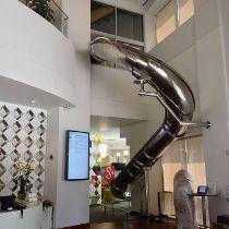 google work office. slide google work office