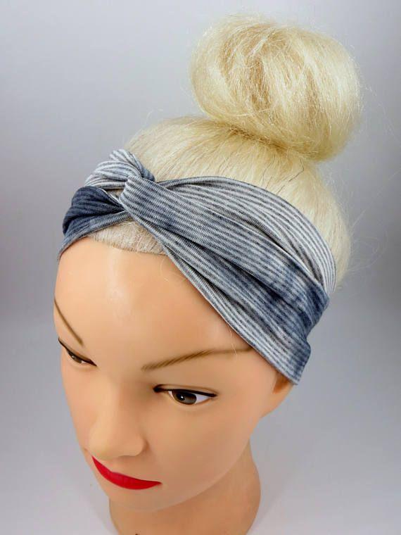 Fascia per capelli Turbante Bandana Sport Fascia per capelli a