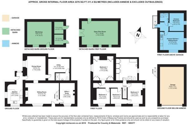 4 Bedroom Detached House For Sale In Callington Cornwall Pl17 Pl17 Maine House Detached House Summer House