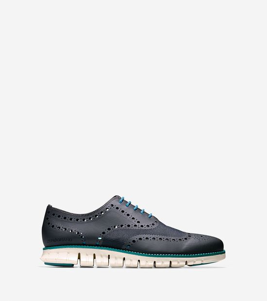 Cole Haan ZerøGrand No Stitch Oxford www.colehaan.com