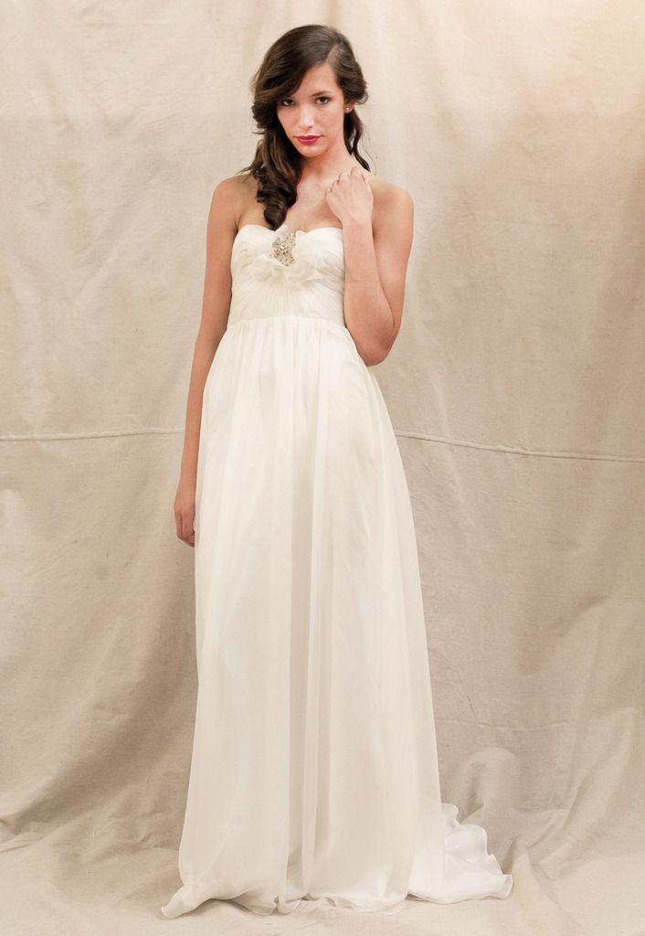 113 best YES for the Wedding Dresses! images on Pinterest | Short ...