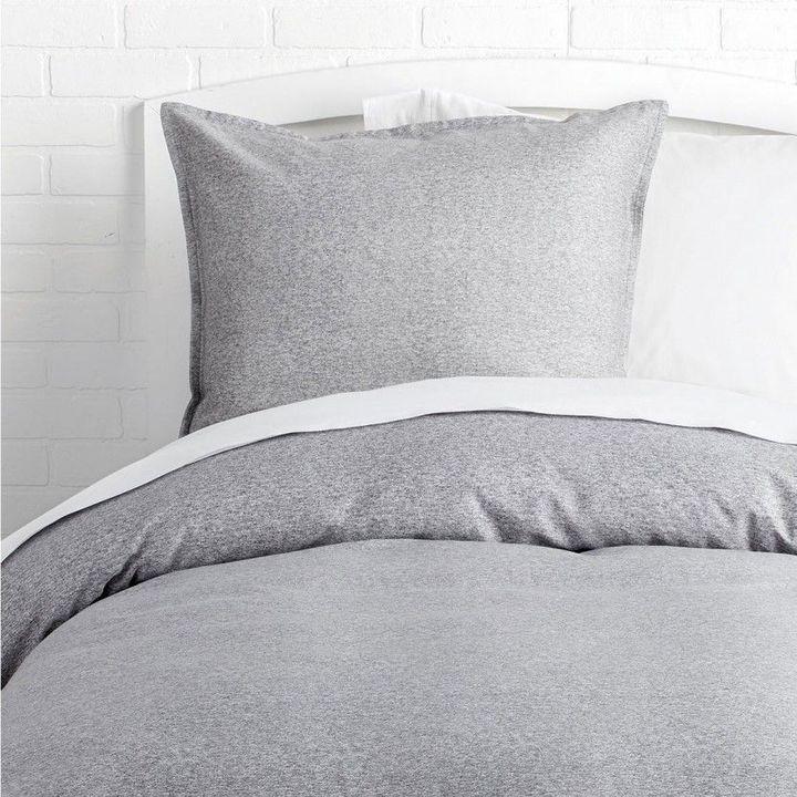 Dormify Perfect Grey Duvet Cover and Sham Set - $99.00