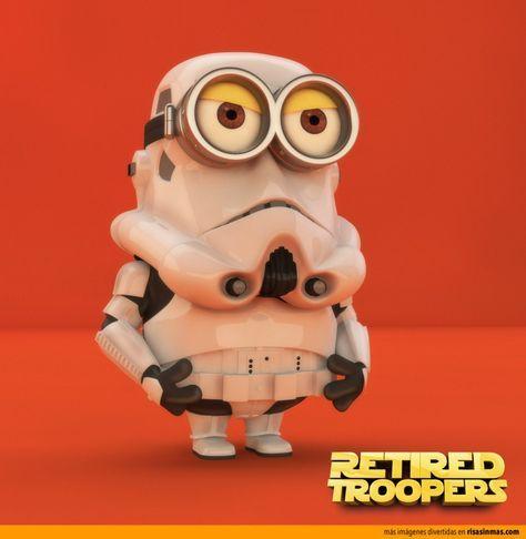 Minion Trooper.
