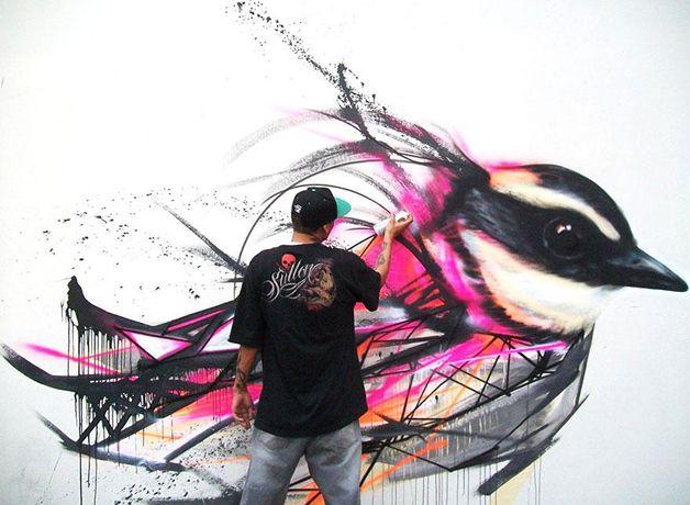 São Paulo (Brasil) Street Art