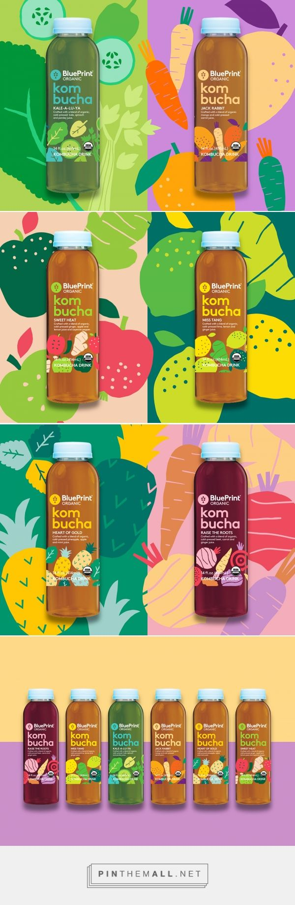 BluePrint Kombucha by Leena Kisonen