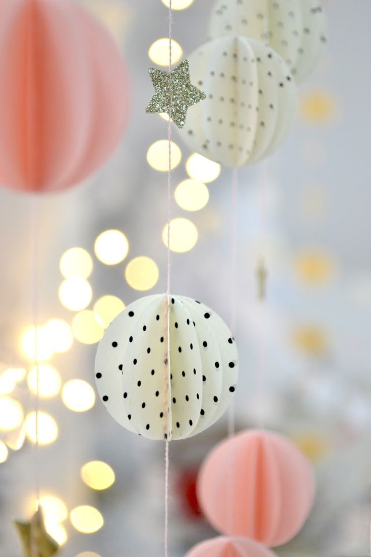 Pretty garlands
