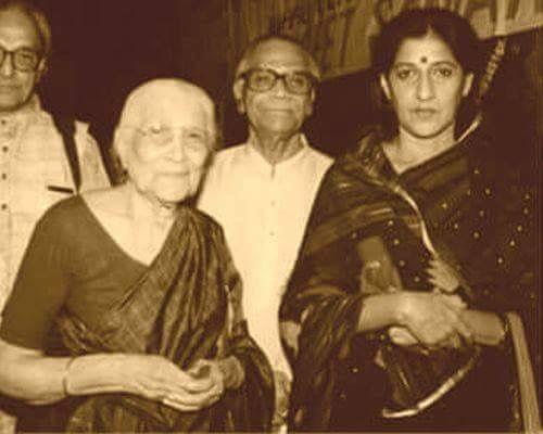 Mogubai and Kishori Amonkar