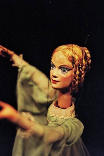 The Nutcracker : Salzburg Marionette Theatre