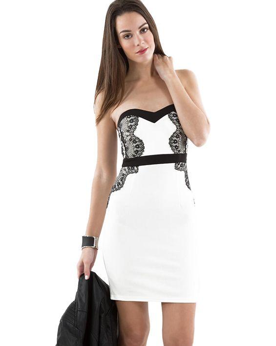Mim robe blanche
