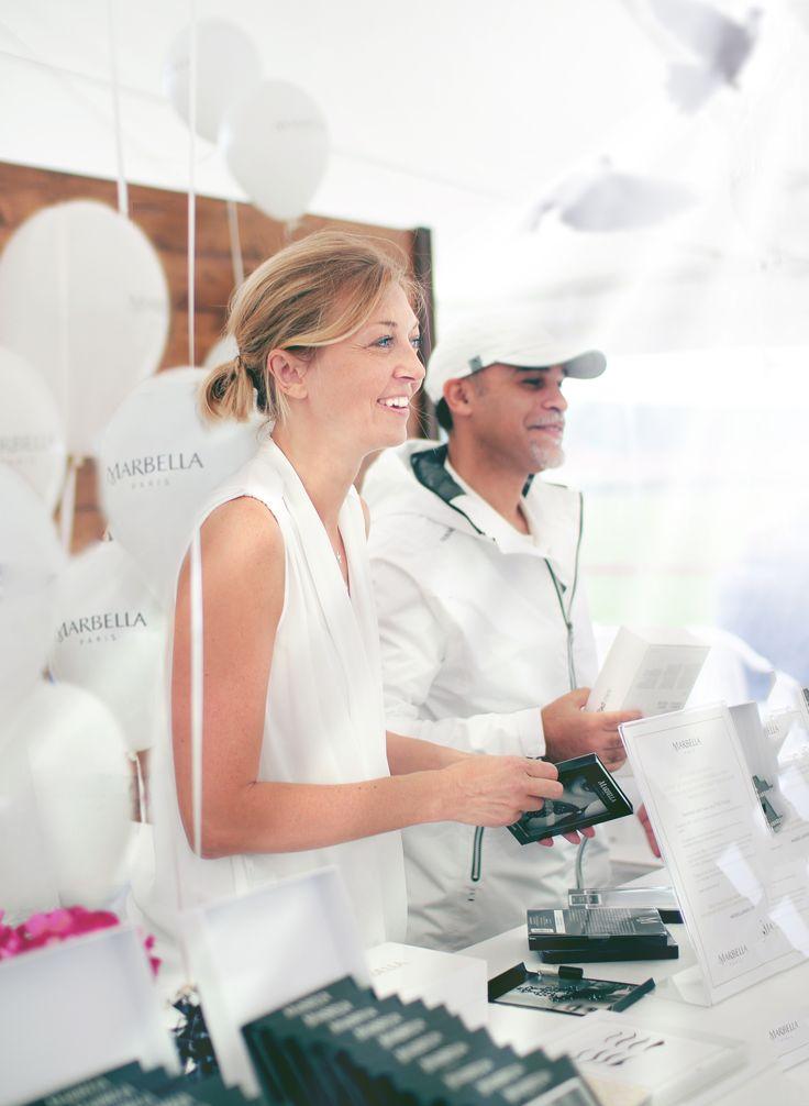 ✍ Ladies Polo Cup Marbella Paris #polo #champagne #event #Marbella photo: @sarasvatistudio #sarasvati #nué