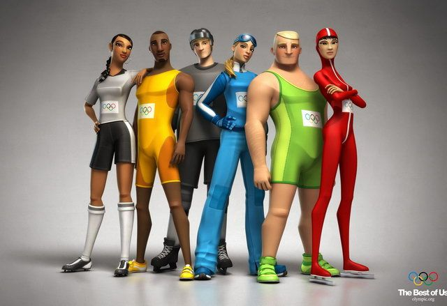 16 Best and Beautiful 3D Animated TV Commercials