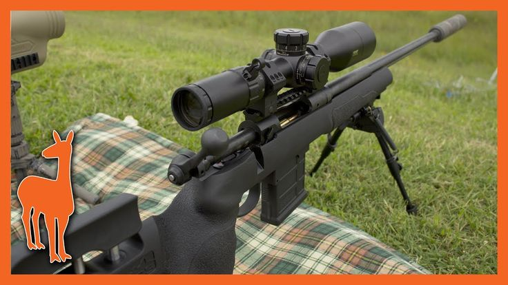 First Look: Savage Model 10 GRS 6.5 Creedmoor - Features and Accuracy