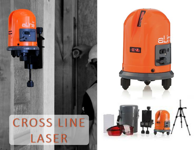 The CL2 Cross line Laser is an accurate, self-leveling instrument which projects bright, visible red lines, ideal for interior layout projects.   The laser level emits 1 vertical, 1 horizontal and cross line beams and is available online NOW in the Tools and Trade Equipment Clearance