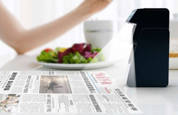 Eco Newspaper - The Future of the PaperlessKitchen?Technology Concept, Daily News, Gadgets, Future Technology, Newspaper Concept, Econewspap, Newspaper Techgadget, Concept Eco, Eco Newspaper