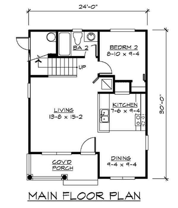 1000 Square Feet Floor Plans: Small House Plans Under 1000 Sq Ft - Google Search