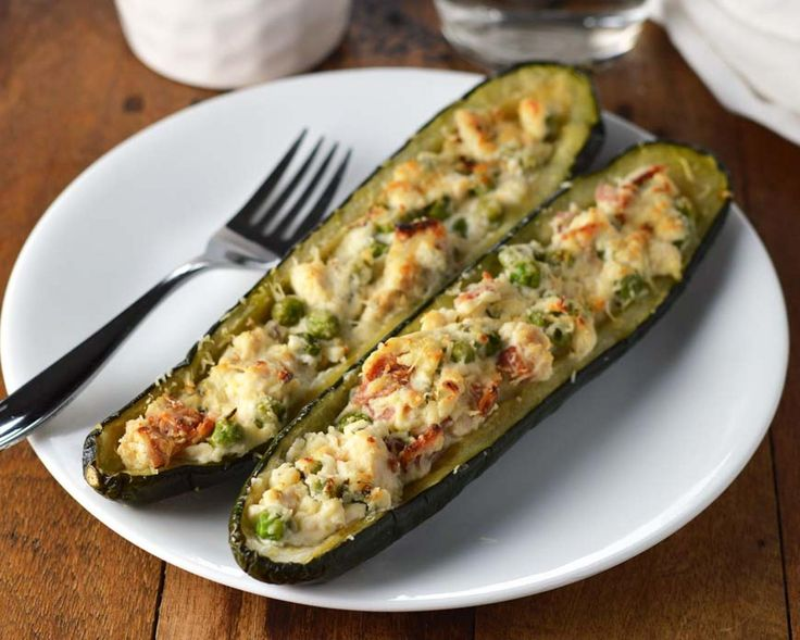 25+ best ideas about Baked zucchini boats on Pinterest ...