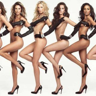Dünyaca Ünlü Victorias Secret Modelleri Güzelliklerini Neye Borçlu?