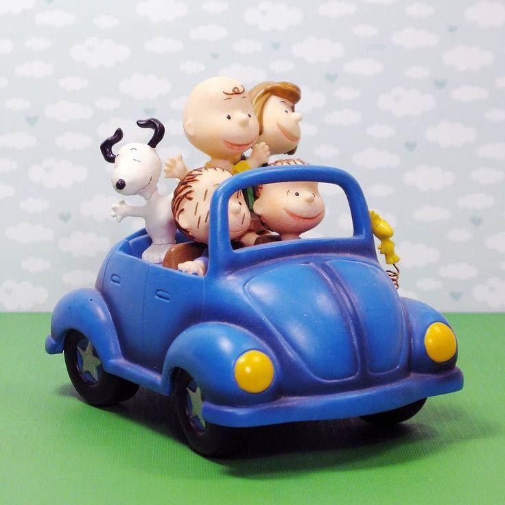CollectPeanuts.com on Instagram - Road trip! #snoopy #charliebrown #peanuts…