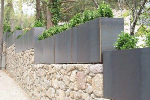 17 mejores ideas sobre vallas de hierro en pinterest - Vallas de hierro ...