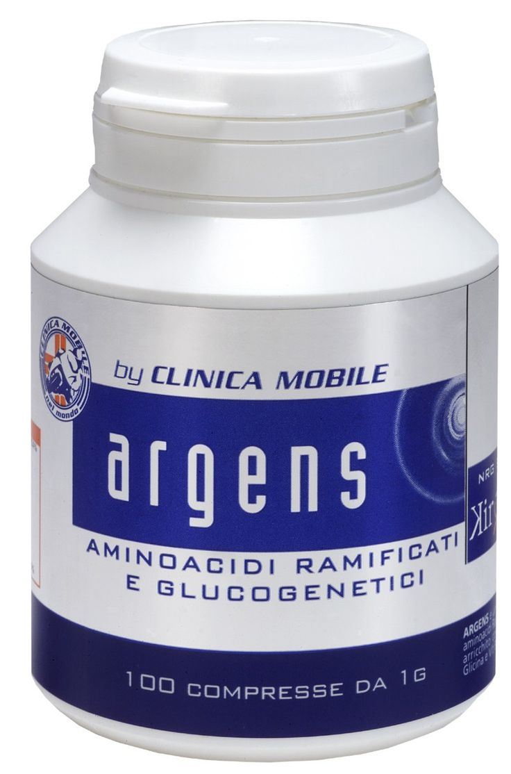 Argens Aminoacidi ramificati e glucogenetici  Kiron