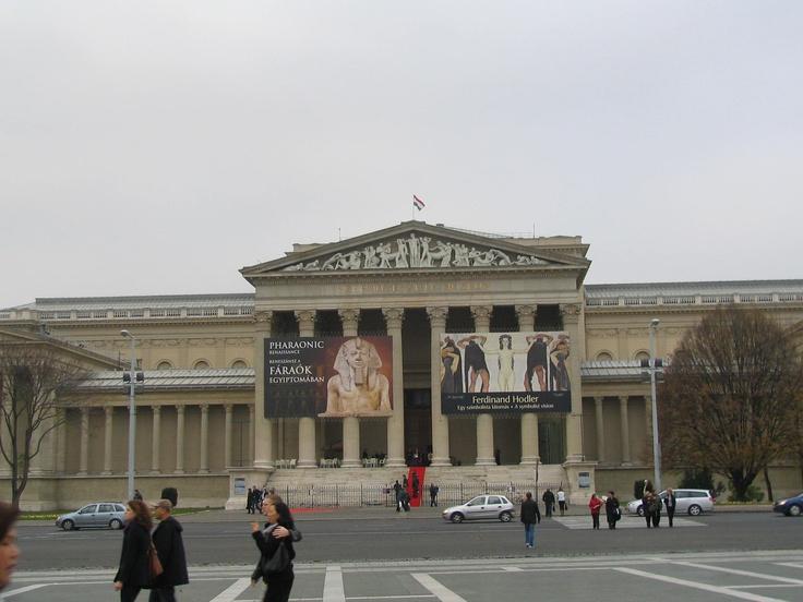 Museum of Fine Arts - Budapest