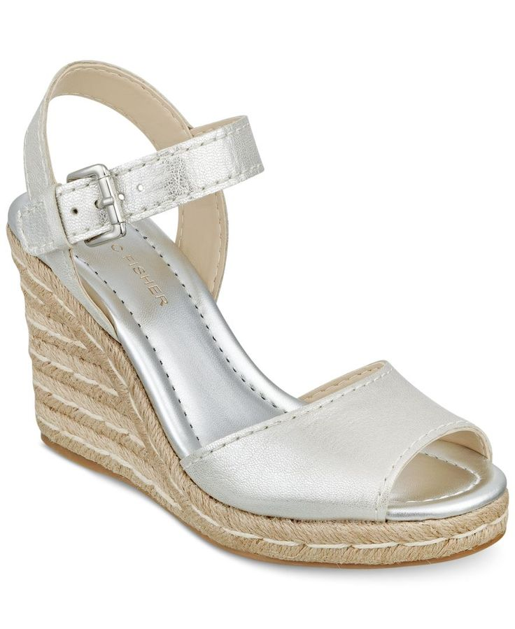 Marc Fisher Maiseey Espadrille Wedge Sandals